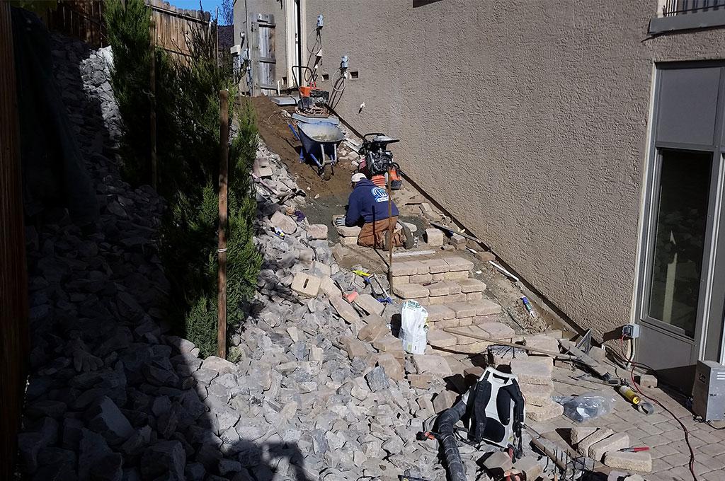 Paver Installation Reno, NV