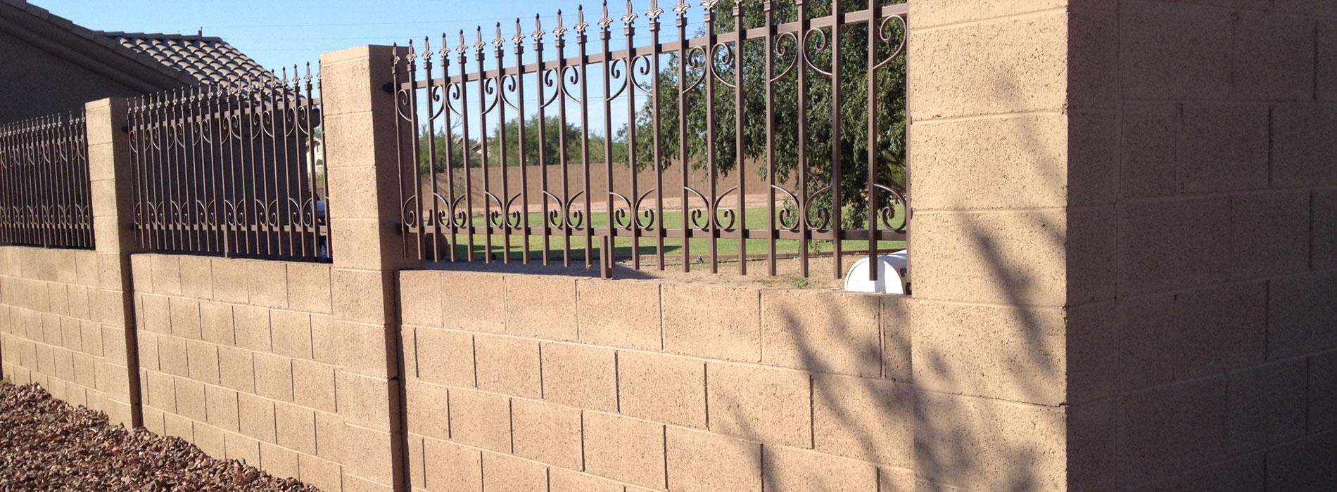 Decorative Block Walls