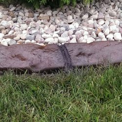 Decorative Concrete Curbing