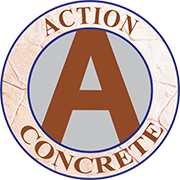 Action Concrete | Logo