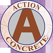 Action Concrete | Logo